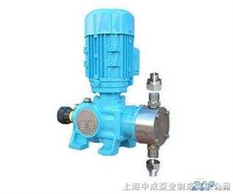 KD系列KD系列精密计量泵