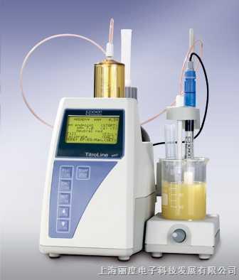 SCHOTT TitroLine Easy-简易型数字式pH/mV滴定仪