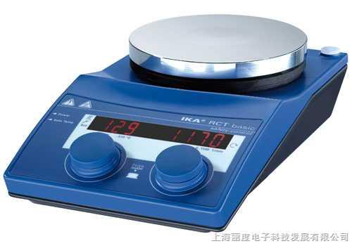 IKA电磁加热搅拌器RCT基本型