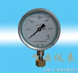 YN-100抗震壓力表