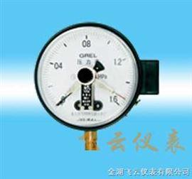 YXC-60電接點壓力表