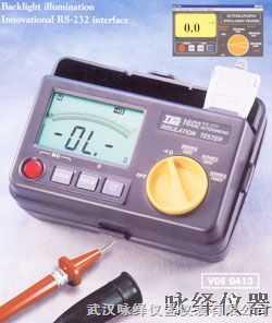 TES-1602绝缘测试仪