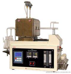 JSH3503自动深色石油产品硫含量测定器(管式炉法)