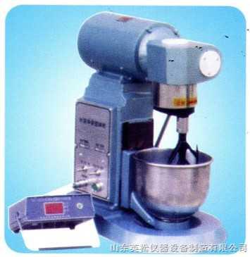nj-160 水泥净浆搅拌机