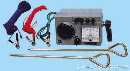 zc8-2兆欧表摇表绝缘电阻表接地电阻测试仪 zc8-2兆欧