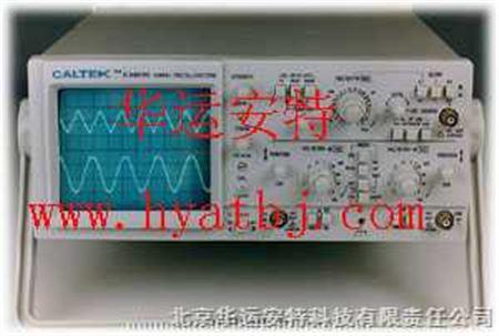 ca8010 模拟示波器 型号:ca8010