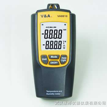 温湿度露点温度测试仪