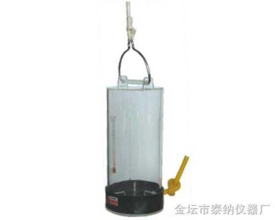 TN-S排空式水质采样器