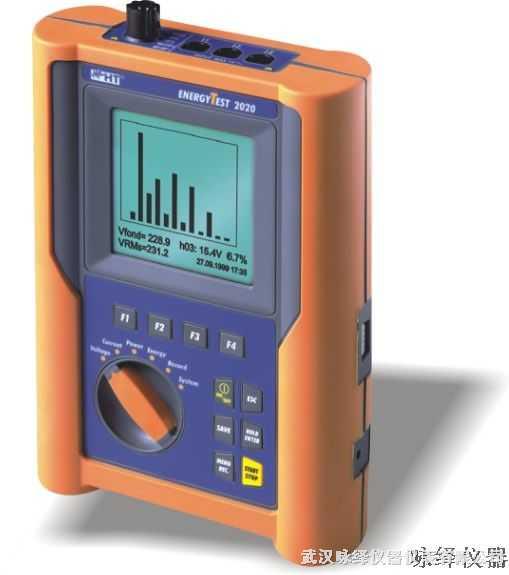 三相电力质量分析