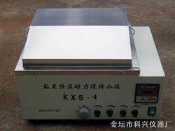 KXS-4数显磁力搅拌水浴锅