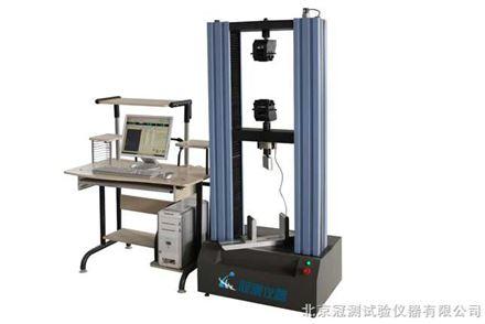 北京冠测液晶单臂万能试验机