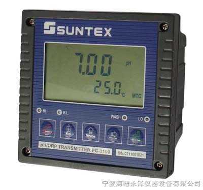上泰工业pH/ORP计PC-3100