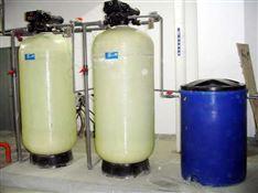 蒸汽锅炉软化水装置