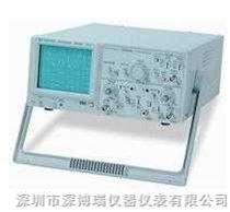 GOS-620中國臺灣固緯GWinstek GOS-620模擬示波器