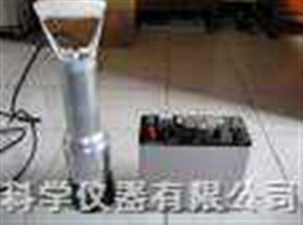 型微机四道γ能谱仪