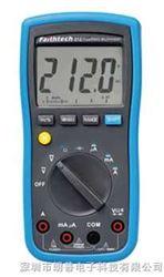 FT212 宽频响真有效值万用表