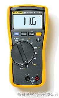 温度及微安电流测量HVAC万用表