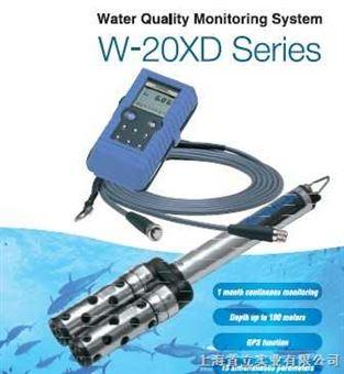 多功能水质监测系统