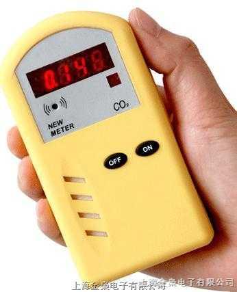 红外二氧化碳检测仪