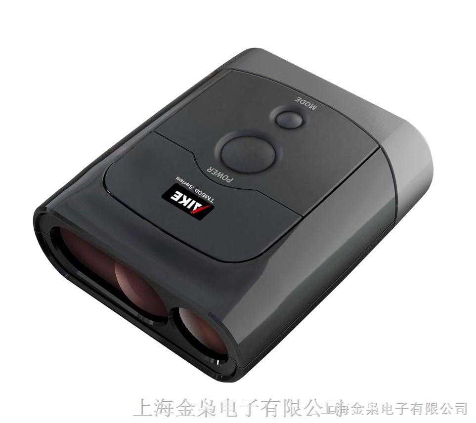 手持式激光测距仪