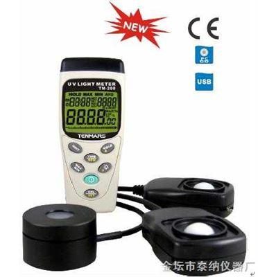 TM-208太阳光强度仪