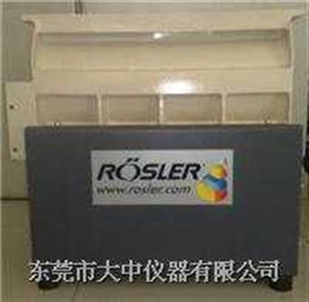 Trough vibrator R180/530 TE-30德国Rosler振动耐磨试验机