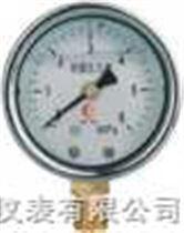 HR-YTN虹潤儀表HR-YTN系列耐震壓力表