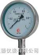 HR-Y-BF虹潤儀表HR-Y-BF系列不銹鋼壓力表