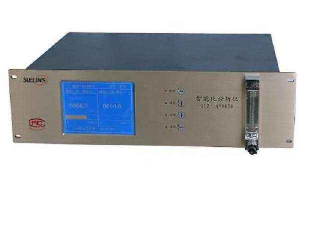 紅外線二氧化碳分析儀