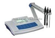PH(0.01级)/溶氧 自动温度补偿;可存储数据;RS-232接口