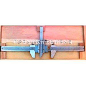 砖用卡尺 ZK-1砖用卡尺 河北虹宇供应砖用卡尺