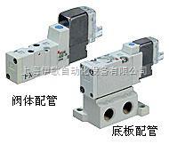 五通先导式电磁阀 SYJ5140-4GD-01
