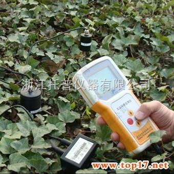 TZS-5X多參數土壤水分記錄儀