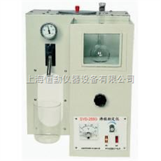 石油产品蒸馏试验器(前置式)SYD-6536