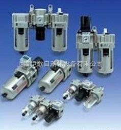 减压阀油雾器分离器一体型 AWM40-04DH