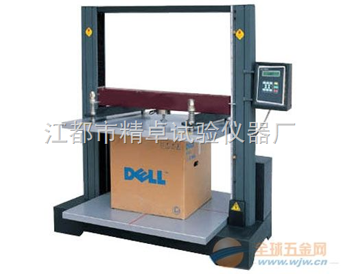 JZL-Y数显式纸箱压缩试验机