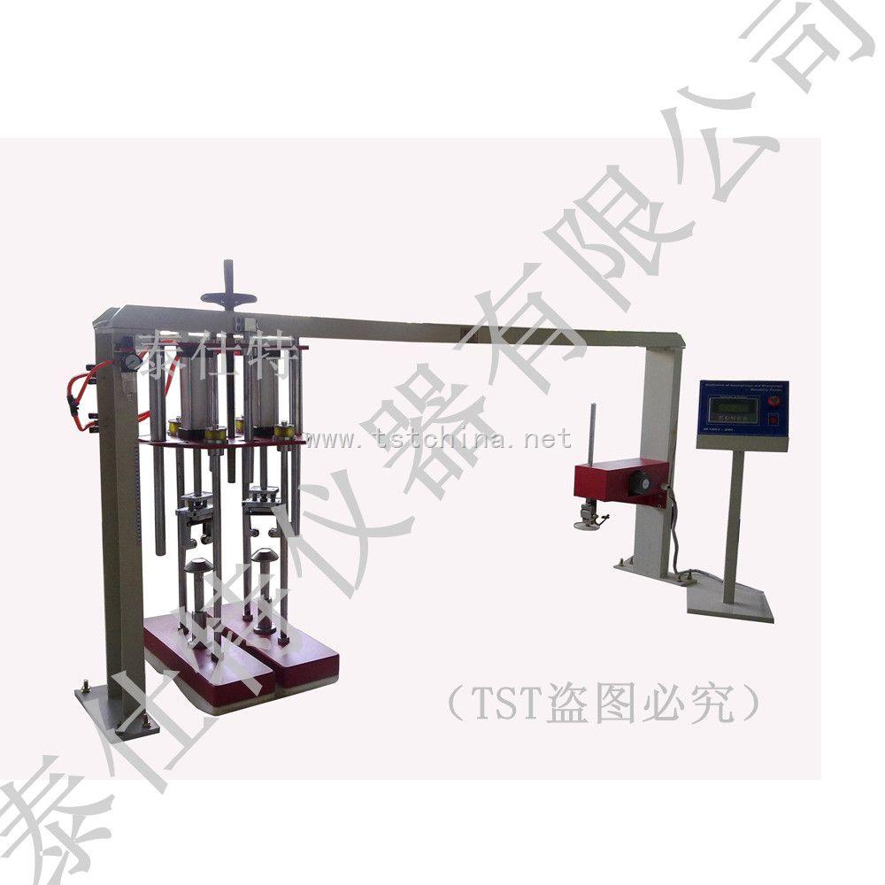 国标弹簧软床垫耐久性测试机,QB/T1952.2软体床垫试验