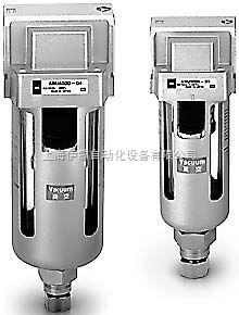 现货日本SMC真空用水分离器AMJ4000-04-6J