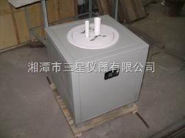 真空成型全纤维快速升温坩埚电阻炉