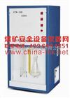上海ATN-100型|8孔凯氏定氮仪|蛋白质测定仪