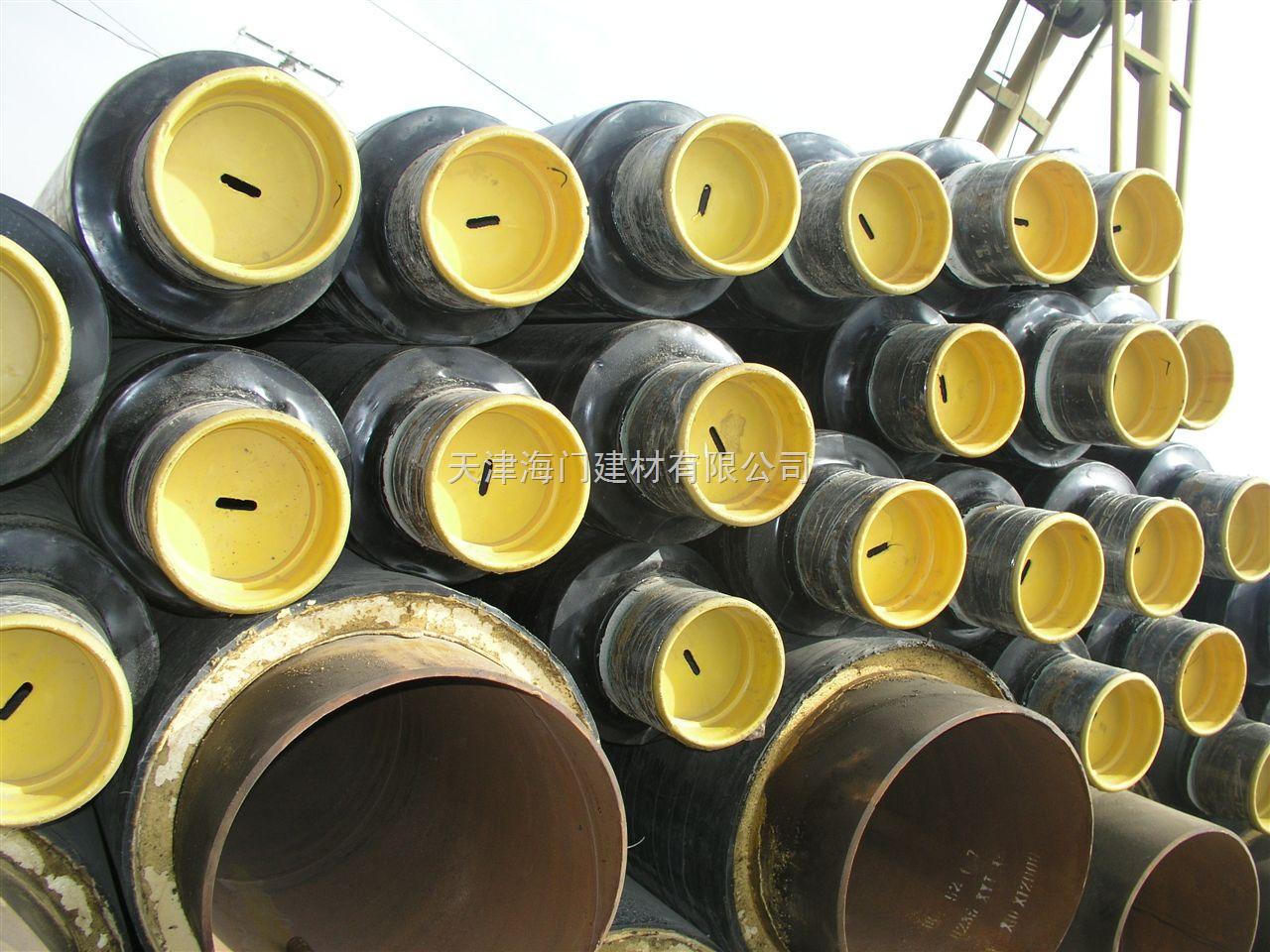 聚氨酯直埋管供应,预制聚氨酯直埋管厂家,生产聚氨酯直埋管