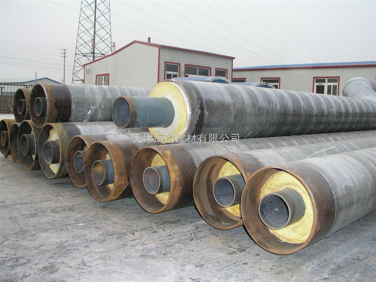 聚氨酯保温管价格,天津聚氨酯直埋保温管,聚氨酯预制直埋管厂家