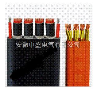 耐热耐寒扁平电缆