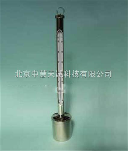 充溢盒温度计/充溢式测温盒/保温盒