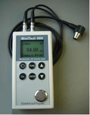 德国EP超声波壁厚测量仪