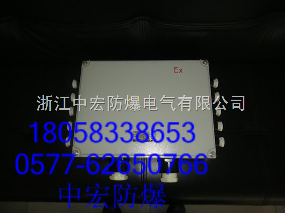 bjx51-bjx防爆接线箱浙江厂家,防爆接线柱规格,防爆防腐接线箱(隔爆