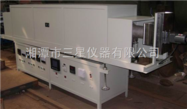 SGQR-24-10多溫區旋轉管式氣氛電阻爐
