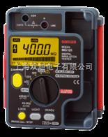 MG125MG-125日本三和Sanwa数显绝缘电阻表