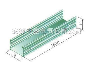 XQJ-DJ-C-A-01 型槽式大跨距汇线桥架