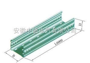 XQJ-DJ-P-A-01 型托盘式大跨距汇线桥架